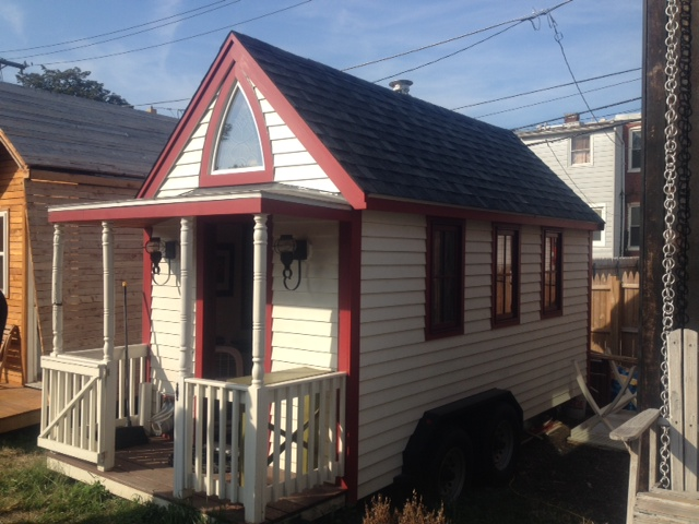 Tiny House at Boneyard Studios