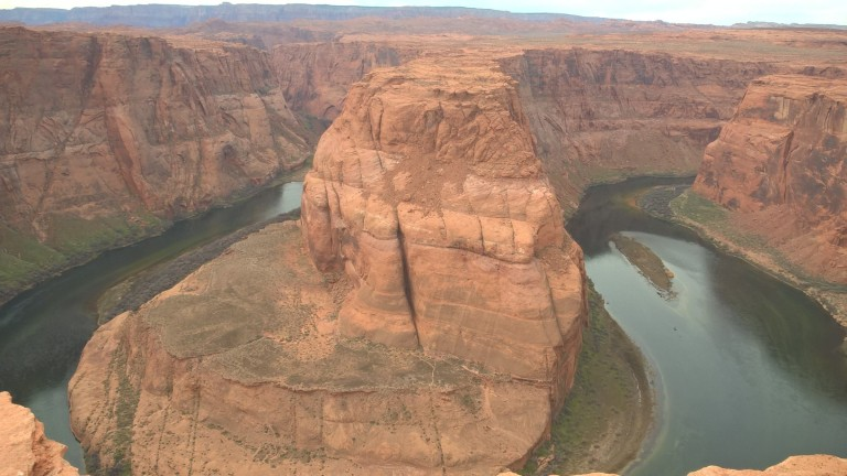 Horseshoe Bend - this site is pretty famous