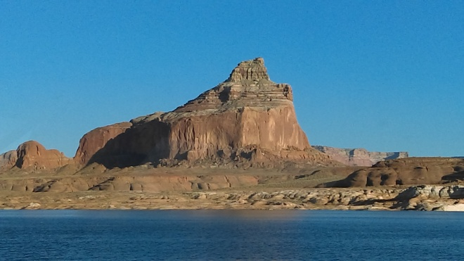 This photo was taken while on the Panoramic Cruise around Lake Powell yesterday. Enjoy!
