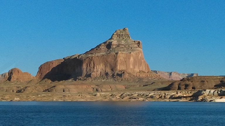 This photo was taken while on the Panoramic Cruise around Lake Powell yesterday. Enjoy!