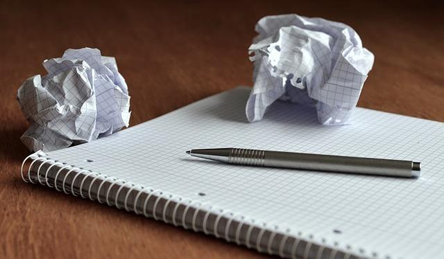 Writer's Frustration